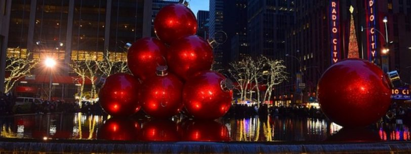 Celebrate the Holidays in New York City