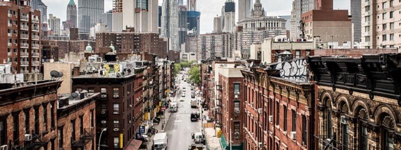 pedestrian safety Manhattan