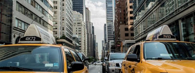 Holiday Traffic NYC