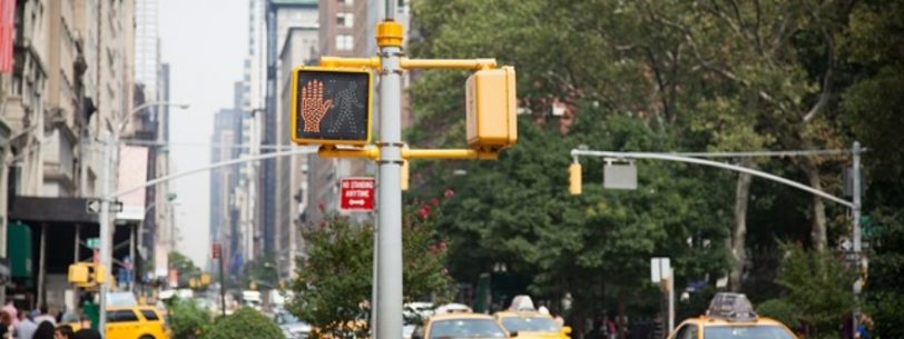 New York Street sign explanations