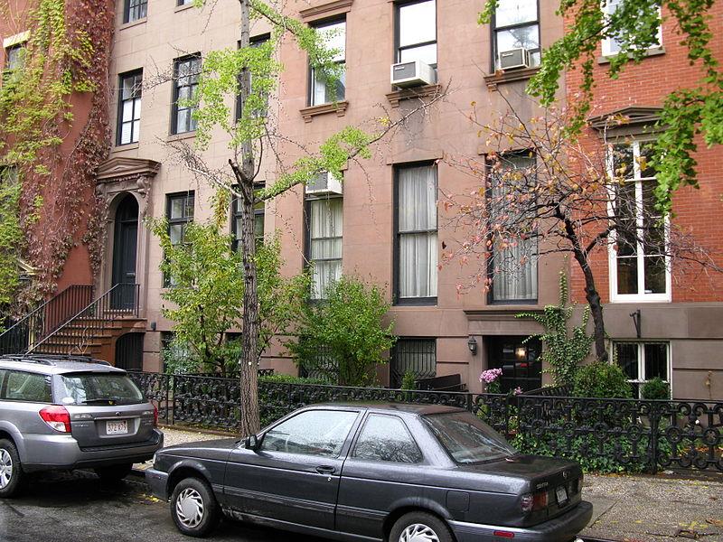 St. Lukes Place Greenwich Village