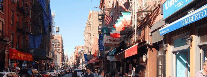 Italian Neighborhoods NYC