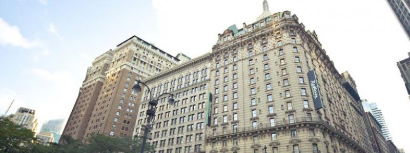 NYC Radisson Martinique Hotel