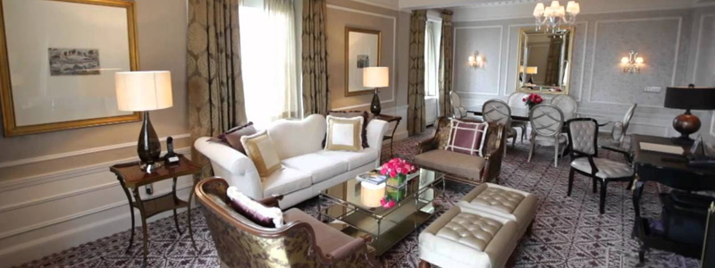 NYC Top Luxury Hotels