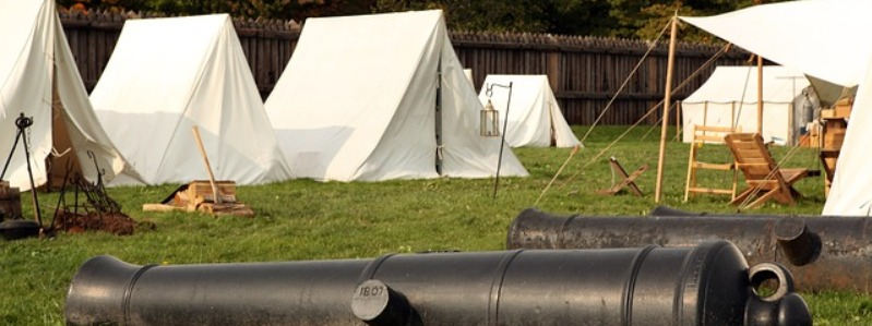 New York Civil War Reenactment
