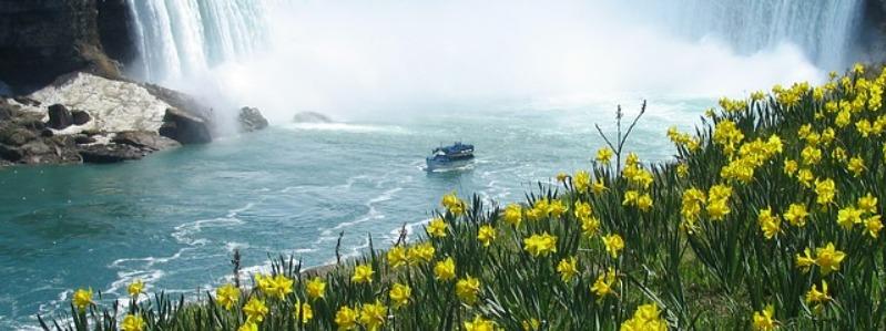 Vacation to Niagara Falls