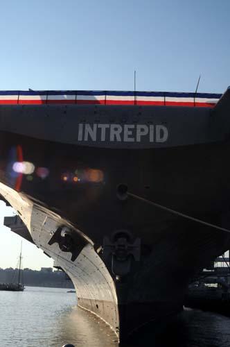 USS Intrepid Museum