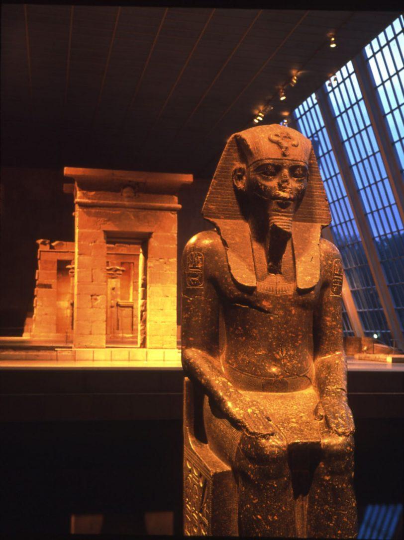 New York City Museum Guide Temple of Dendur Metropolitan Museum New York