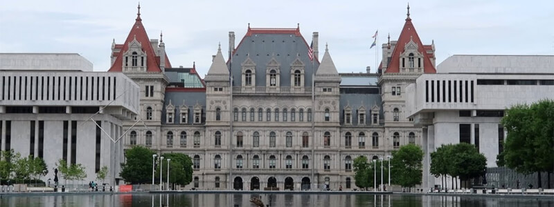 Albany New York State Capitol Building