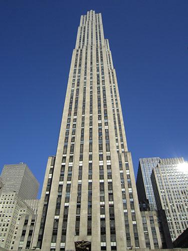 30 Rock at Rockefeller Center
