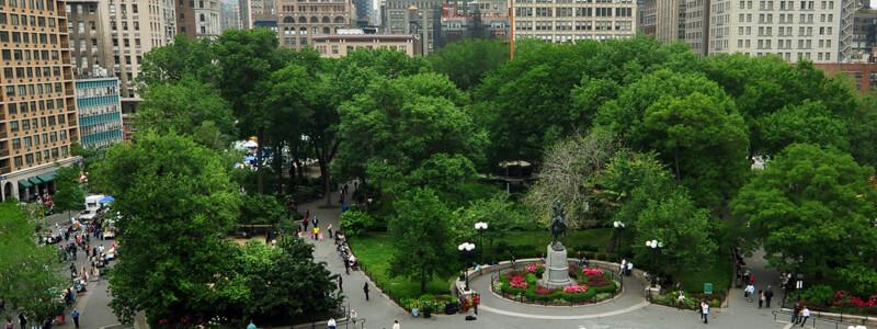 Union Square Manhattan