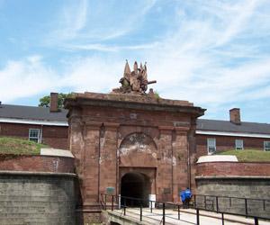 Fort Jay, New York City