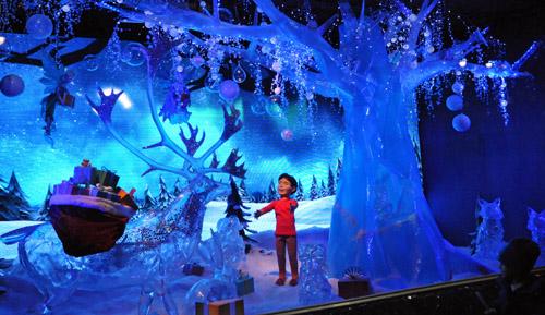 Macys Christmas Windows