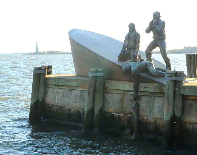 Battery Park Merchant Mariners' Memorial