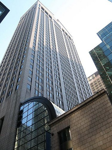 Sony Building, New York City